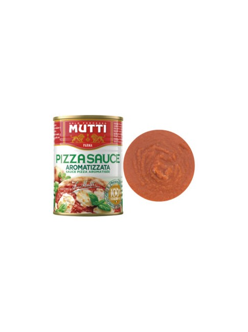 SALSA PIZZA MUTTI